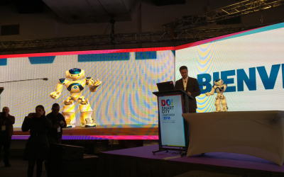 UFRO participated at Do! Smart City Santiago 2018