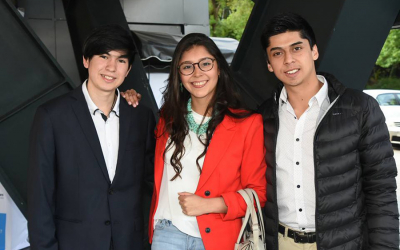 UFRO students participate in the Fowler Global Social Innovation Challenge in the USA