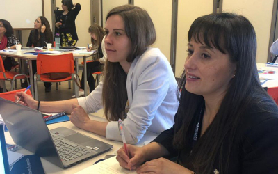 UFRO learns best practices for internationalization